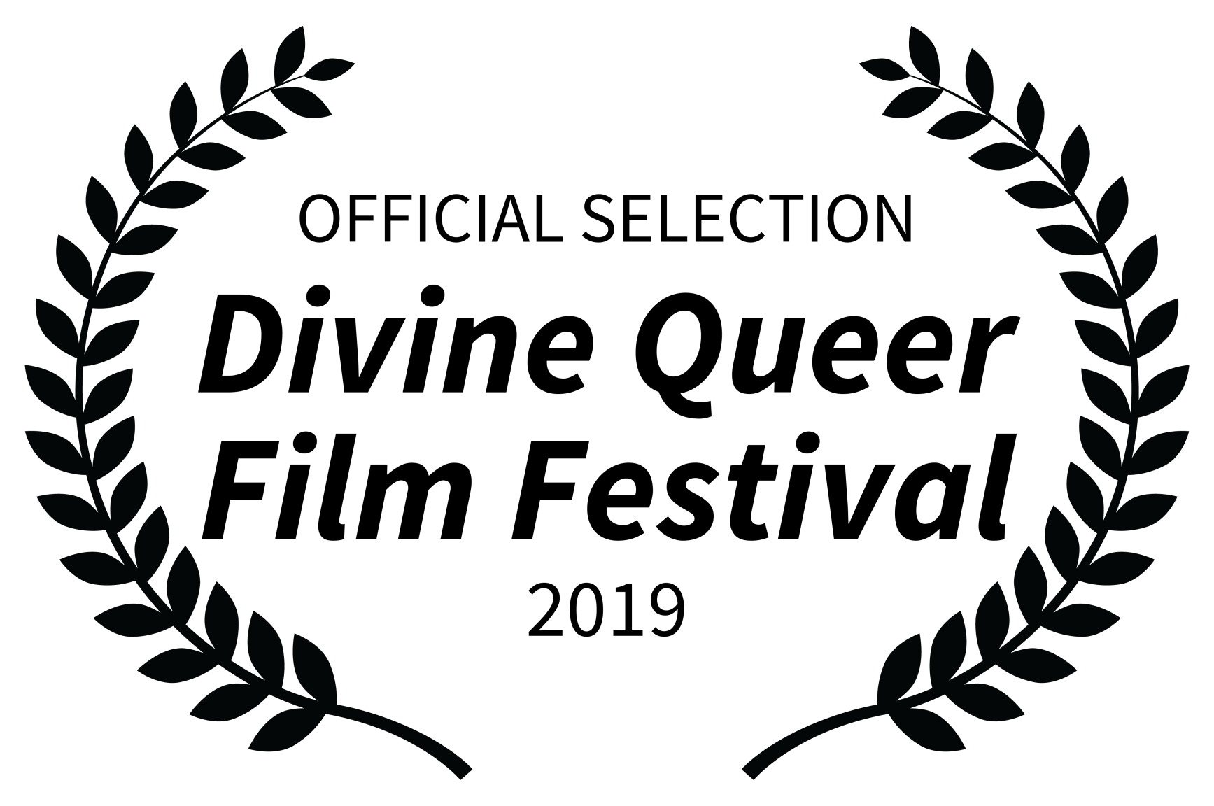 OFFICIAL SELECTION - Divine Queer Film Festival - 2019