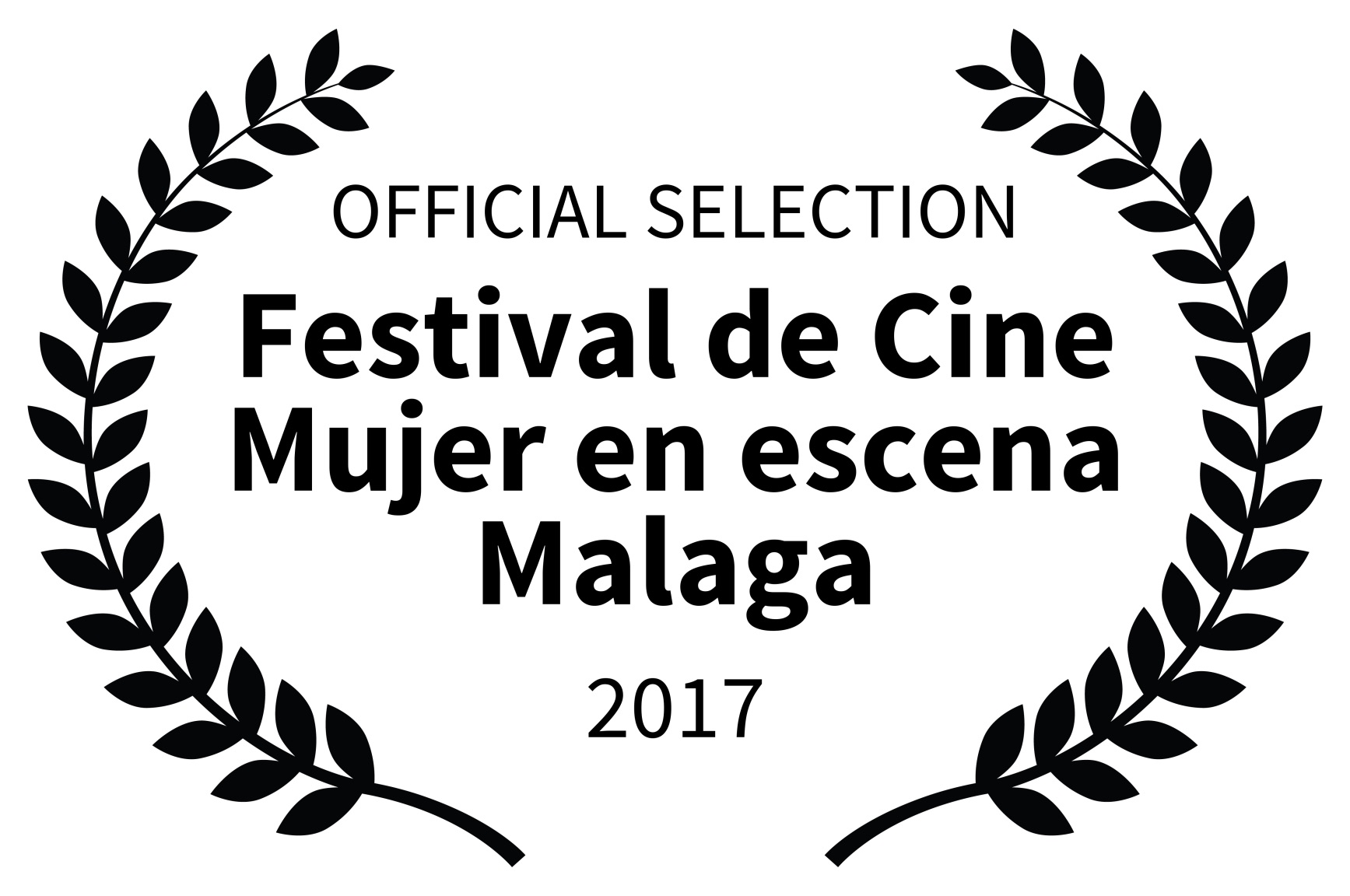 OFFICIAL SELECTION - Festival de Cine Mujer en escena Malaga - 2017